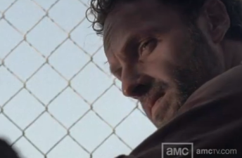 rick walking dead