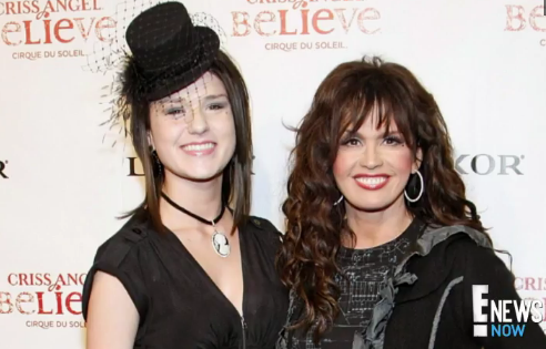 Marie Osmond's Daughter Marries 10 Days After Getting ... Rachael Blosil