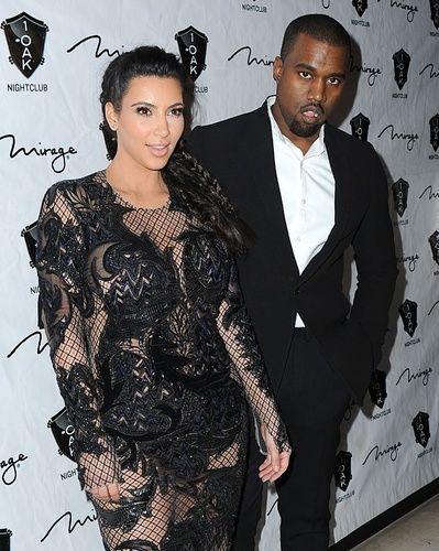 kim and kanye