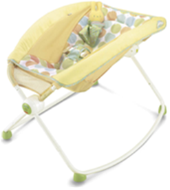 Fisher-Price Newborn Rock 'n Play Sleeper recall