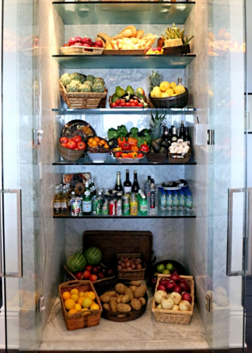 Rhobh Star S Refrigerator Makes Me Ashamed Of Mine The