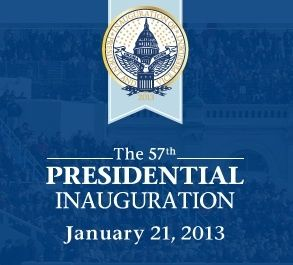 2013 presidential inauguration
