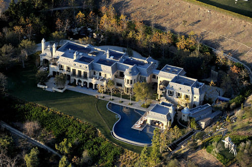 Tom Brady mansion