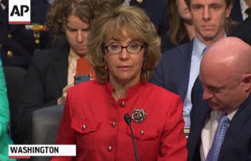 Gabrielle Giffords