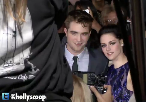 kristen stewart robert pattinson