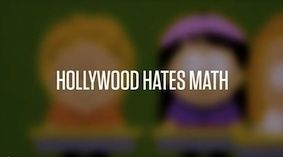hollywood hate math