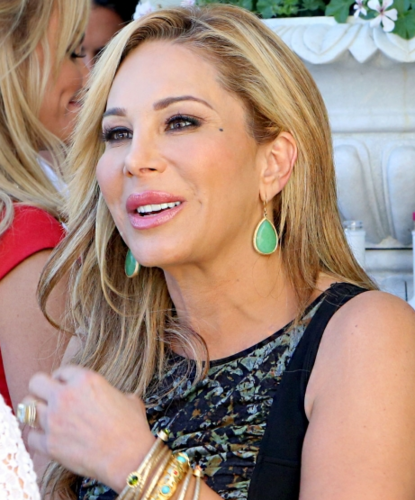 Real Housewives of Beverly Hills' Recap: Adrienne Maloof Denies Suing