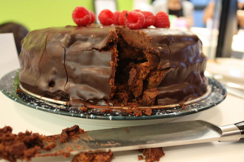 chocolate torte