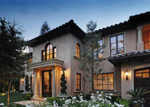Kim Kardashian's Bachelorette Pad