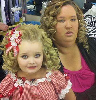 honey boo boo and june