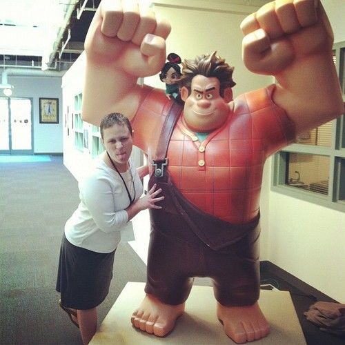 tongue Wreck-It Ralph