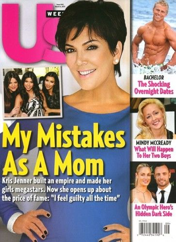 kris jenner on cover of us weekly