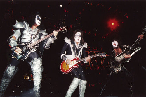 Ace Frehley &amp; KISS