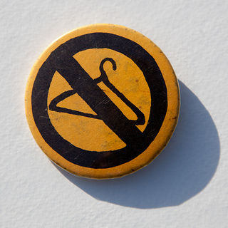 abortion button