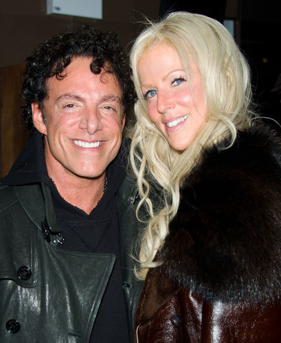 Michaele Salahi and Neal Schon