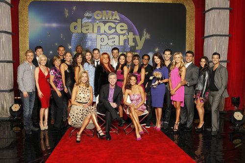 DWTS cast members