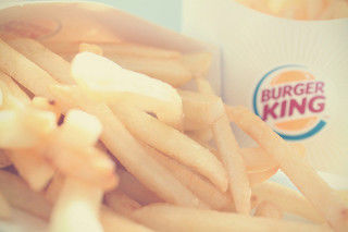 Burger King  fries