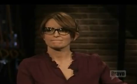 tina fey inside the actor's studio