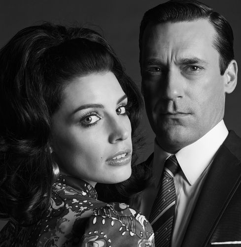 megan draper don draper amc mad men season 6