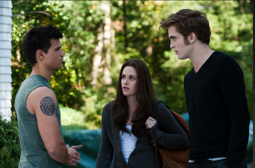 Twilight Eclipse Taylor Lautner Kristen Stewart Robert Pattinson