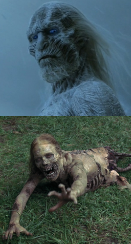 Game of Thrones Walking Dead