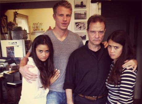 Sean Lowe meets Catherine Giudici's family