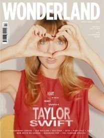Taylor Swift for 'Wonderland'