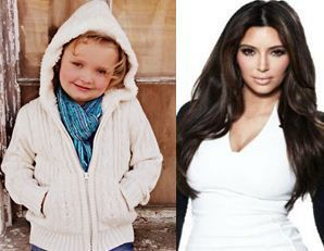 honey boo boo and kim kardashian
