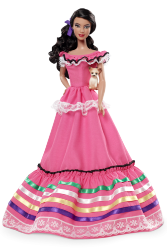 mexico barbie