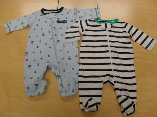 Carter's pajamas