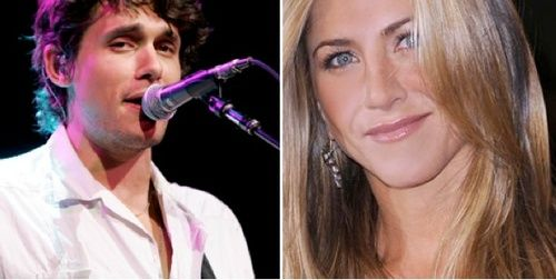 John Mayer & Jennifer Aniston