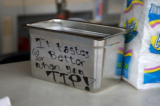 Personalized Gifts Tip Jar Ideas For Restaurants