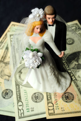 bride groom cake toppers cash