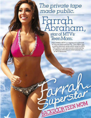 Farrah Abraham Backdoor Teen Mom