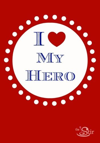 I Love my hero
