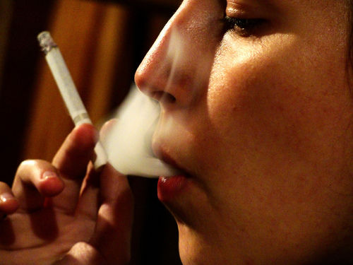 Doctors Could Start Testing Women to See if They Smoke ...