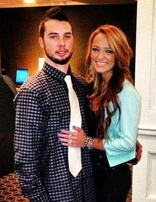 Maci Bookout and Taylor, her boyfriend