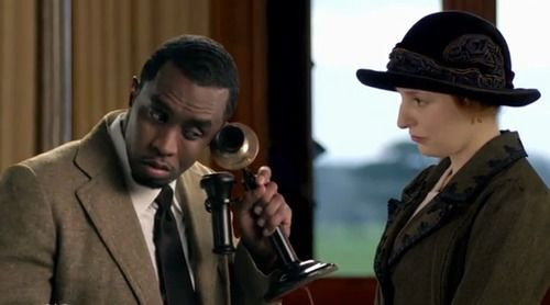 P Diddy Downton Abbey
