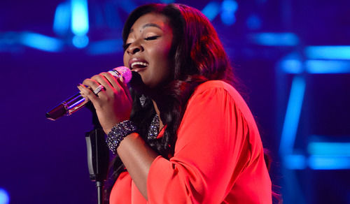 Candice Glover wins 'American Idol'