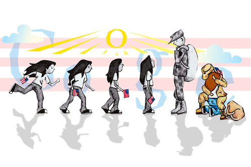 Military Homecoming Google Doodle
