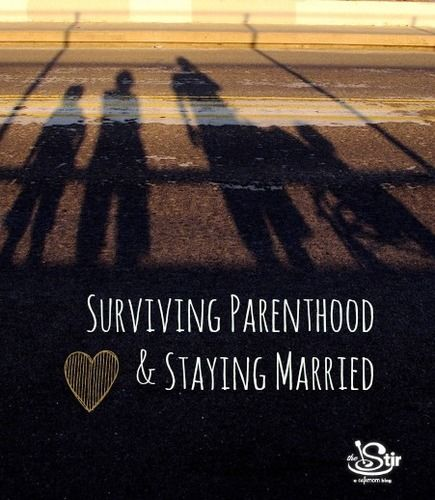 surviving parenthood marriage