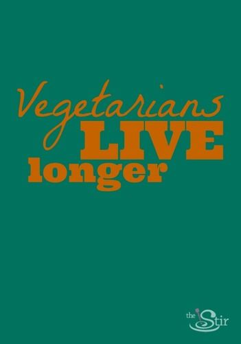 vegetarians live longer