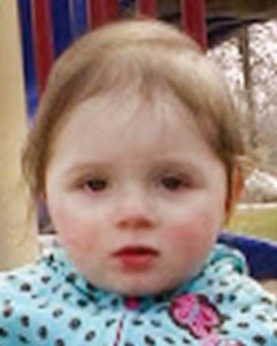 missing girl Elaina Steinfurth