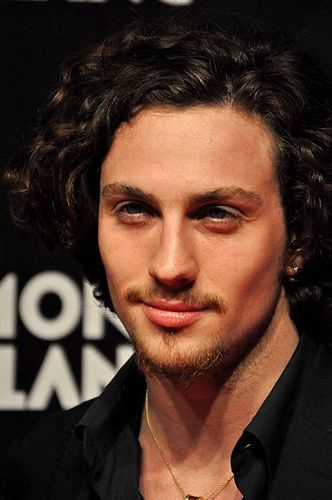 aaron johnson actor