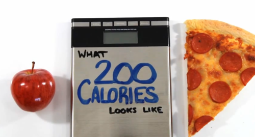 200 calories looks like