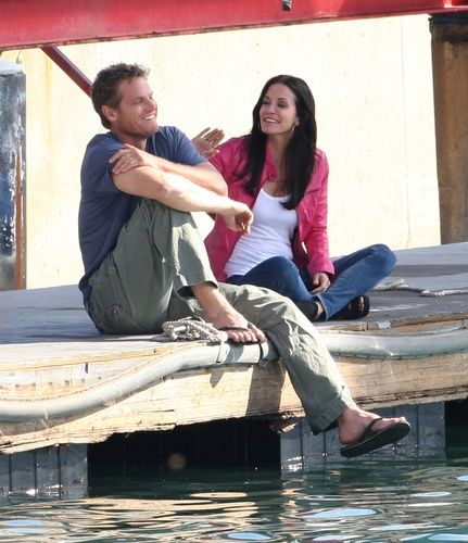 courteney cox brian van holt