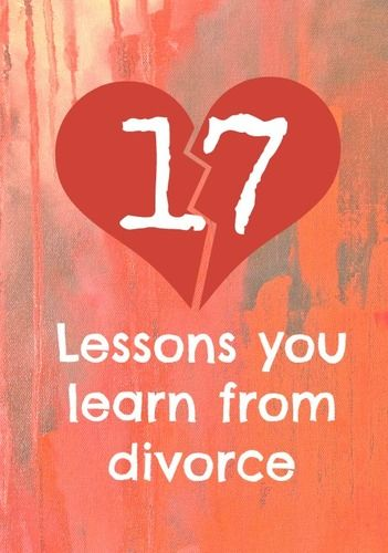Divorce Lessons
