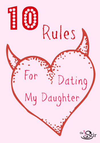 10 rules for dating my teenage daughter. que es la fovea del ojo yahoo dating.