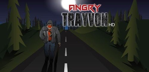 angry Trayvon