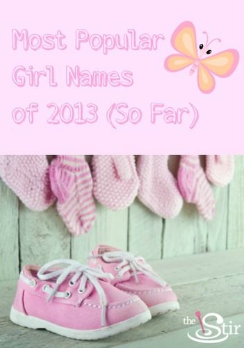 top girl names